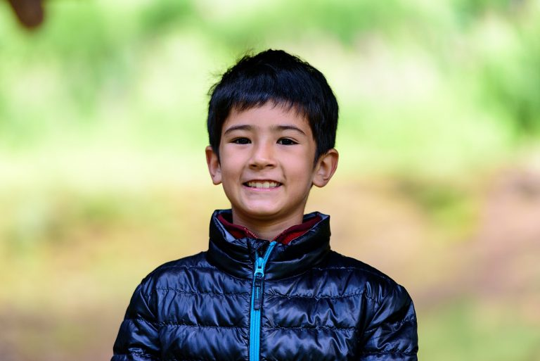 Altitude International Summer Camps - young boy smiling