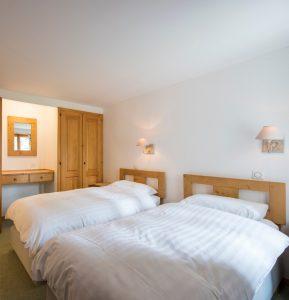 Residential campers bedroom