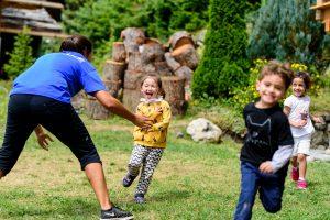 Kids camp Switzerland pre-school age