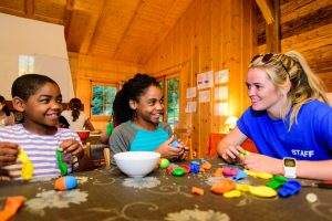 Summer camp experienced qualified staff